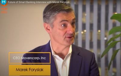 LIVE Interview with Moven CEO Marek Forysiak